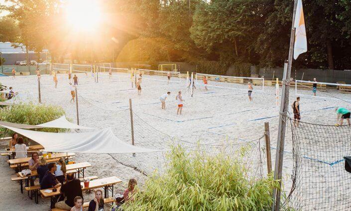 WM 2018: Public Viewing Spots in Köln, ©Playa in Cologne