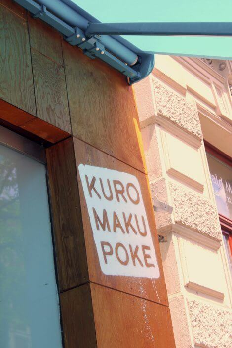 Kuromakupoke. Internationale Küche in Köln
