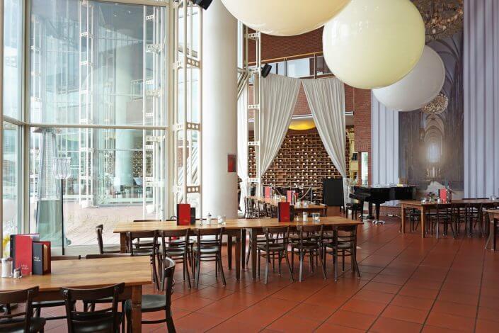 Essen und Kunst in Köln: Leckere Restaurants im Museum - Ludwig im Museum im Museum Ludwig