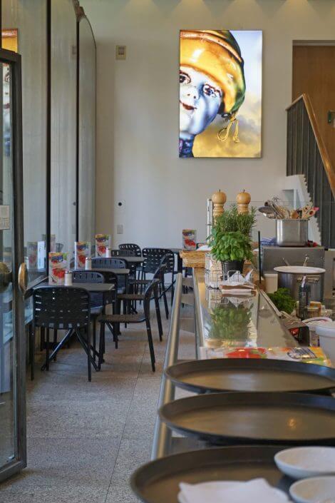 Essen und Kunst in Köln: Leckere Restaurants im Museum - Holtmann's im Museum für Angewandte Kunst