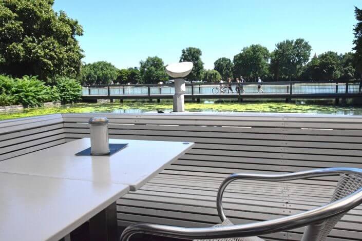 Essen und Kunst in Köln: Leckere Restaurants im Museum - Das Schmitz im Museum für Ostasiatische Kunst