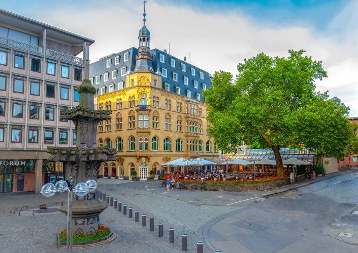 Café Reichard ©Foto und Medienagentur Oliver Siebenborn