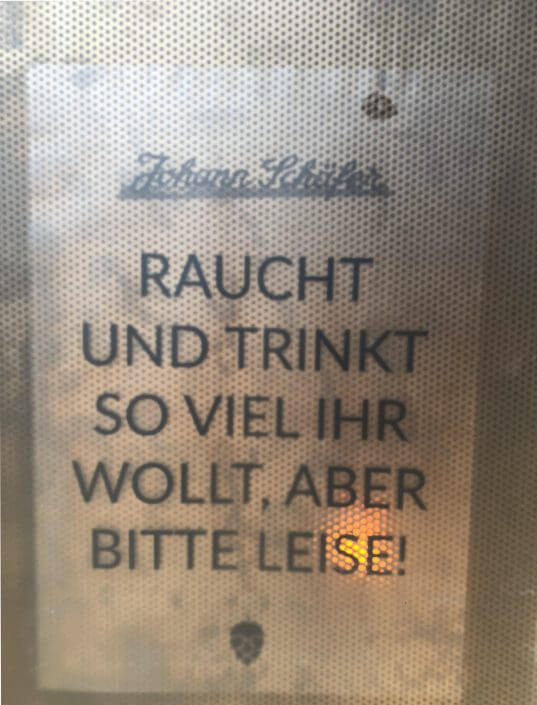 Johann Schäfer - Das Brauhaus der Zukunft