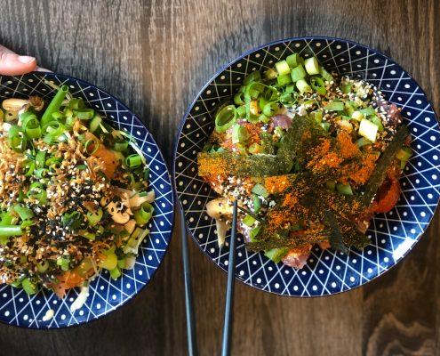 Fusion Food - Poké Makai
