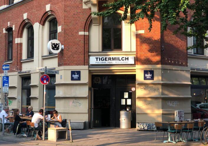 Fusion Food - Tigermilch