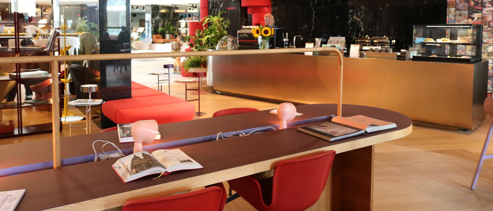 Coworking-Cafés - Schöner Arbeiten | Neni Deli