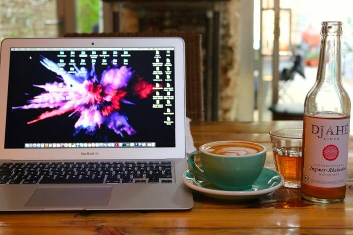 Coworking-Cafés - Schöner Arbeiten | Wndrfuel