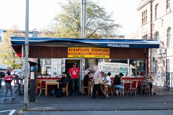 Die vier besten Dönerläden in Köln | Kebapland