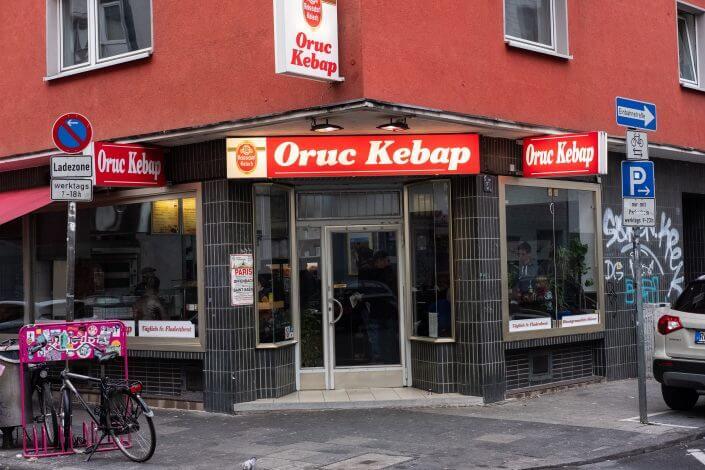 Die vier besten Dönerläden in Köln | Oruc Kebab