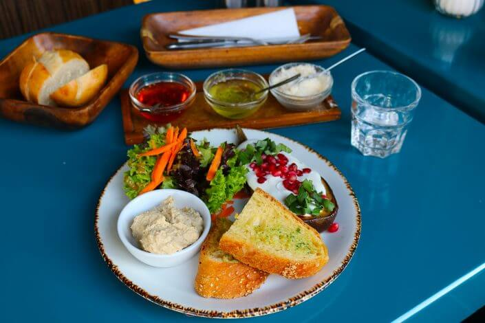 Restaurantszene in Ehrenfeld - Jaely's