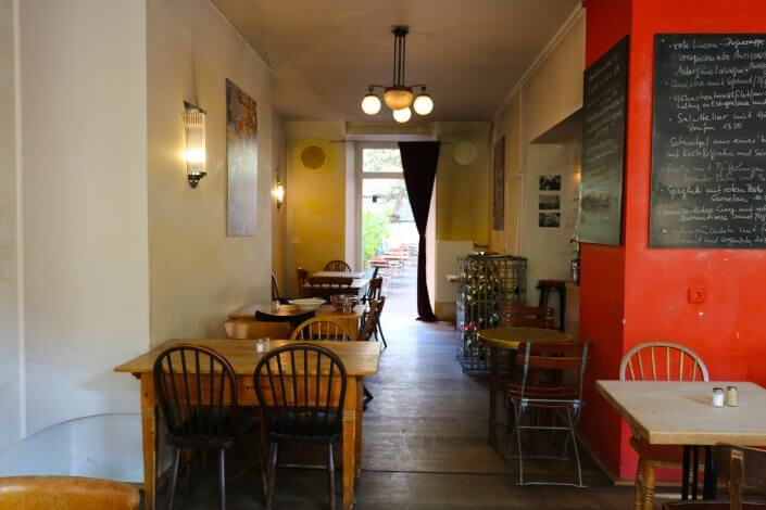 Restaurantszene in Ehrenfeld - Secco