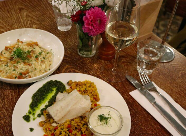 Restaurantszene in Ehrenfeld - Café Sehnsucht