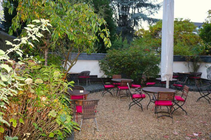 Restaurantszene in Ehrenfeld - Traubenzeit