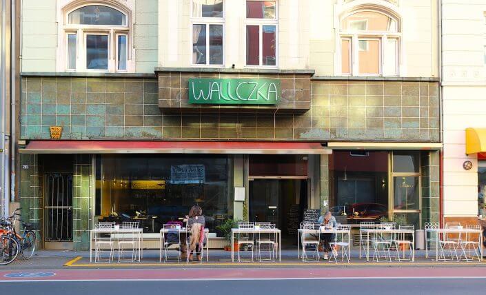 Restaurantszene in Ehrenfeld - Wallczka