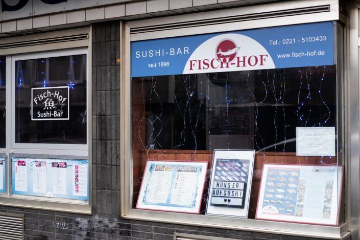 Die besten Sushi Restaurants in Köln | Fisch-Hof