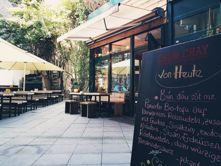 Vegane Cafés & Restaurants in Köln | Chum Chay