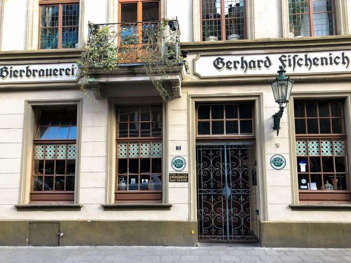 Malzbier-Brauerei Gerhard Fischenich