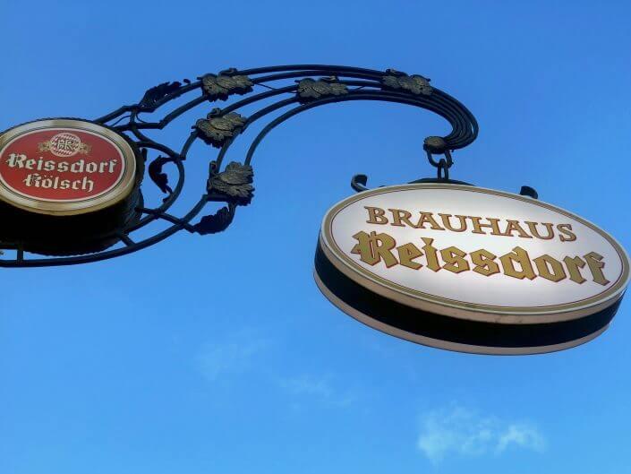 Brauhaus Reissdorf am Griechenmarkt