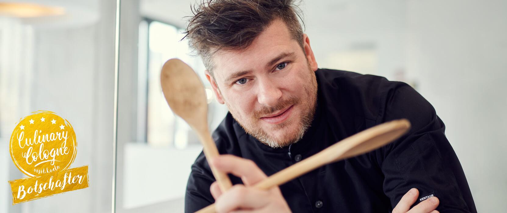 Daniel Gottschlich - #culinarycologne-Botschafter