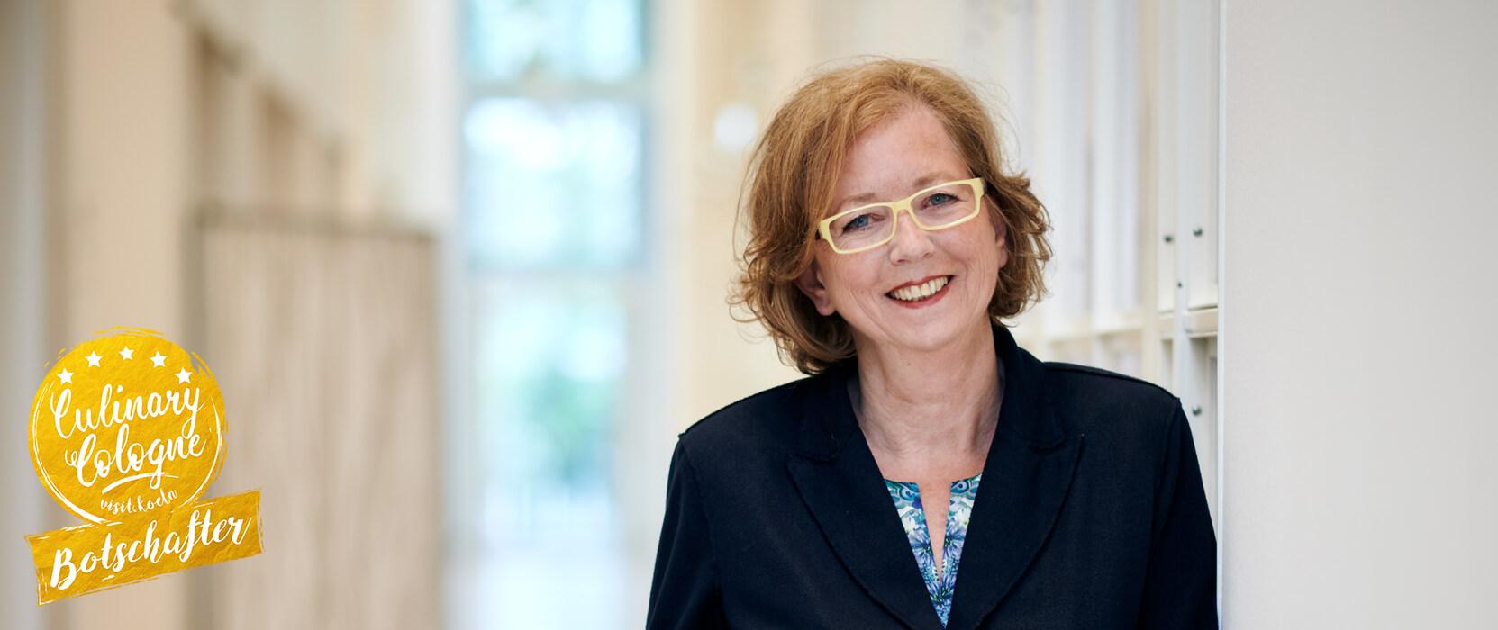 Jutta Kirberg - #culinarycologne-Botschafter