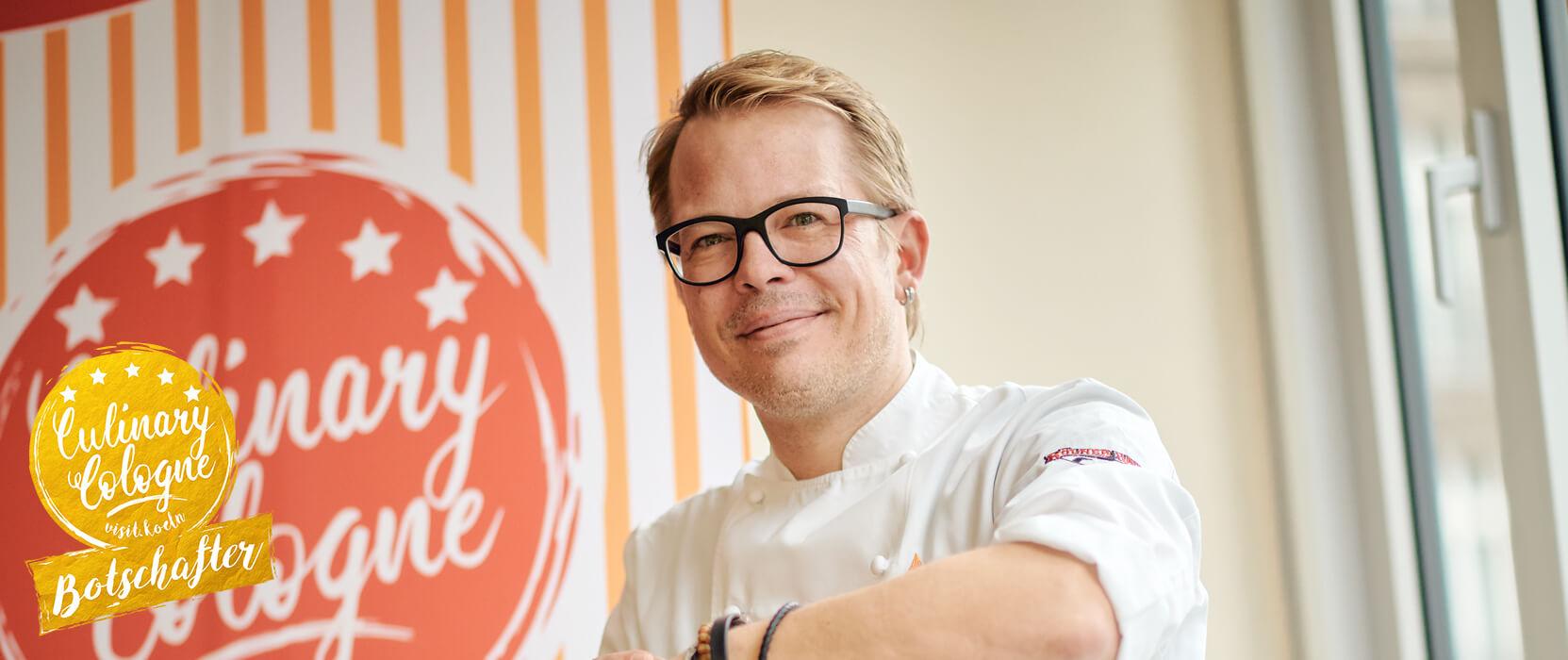 Mario Kotaska - #culinarycologne-Botschafter