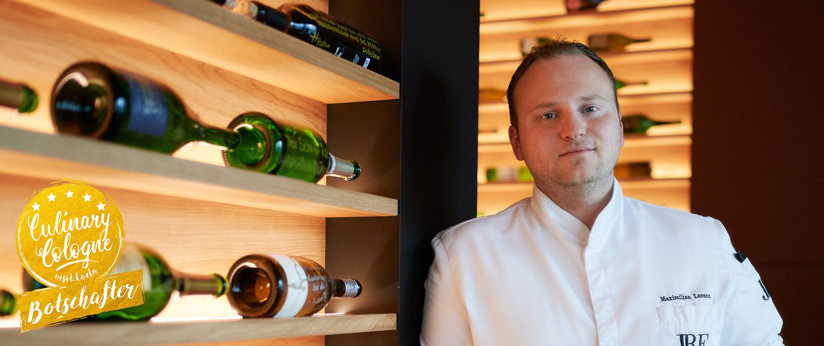 Maximilian Lorenz - #culinarycologne-Botschafter