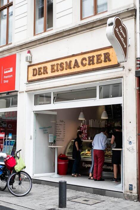 Die besten Eisdielen in Köln | Der Eismacher