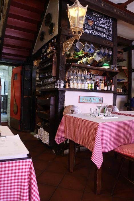 C'est la vie: Französische Restaurants in Köln | Wackes