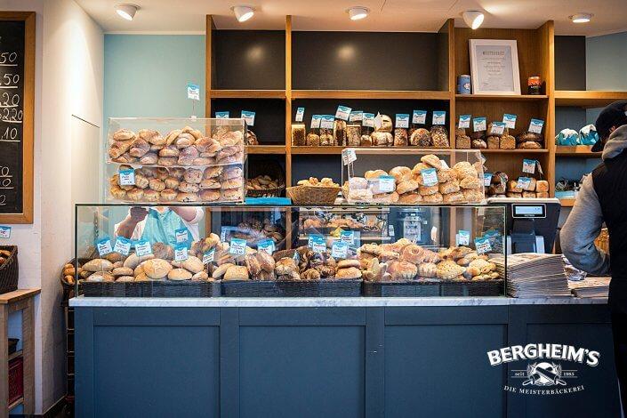 Die fünf besten Backstuben | Bergheim's - Die Meisterbäckerei