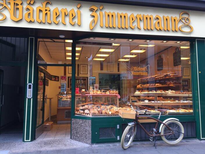 Die fünf besten Backstuben | Bäckerei Zimmermann
