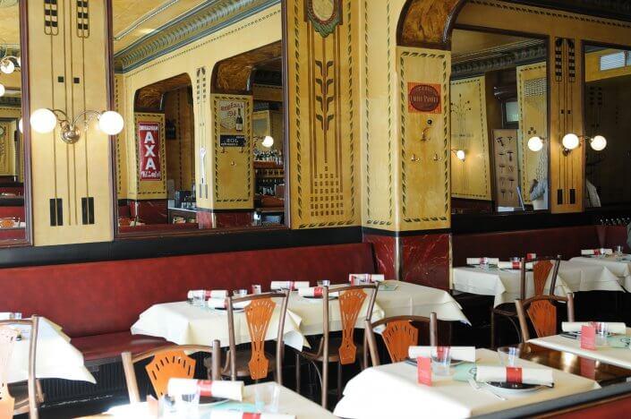 Sterne-Küche: 5 Top-Restaurants | Le Moissonnier