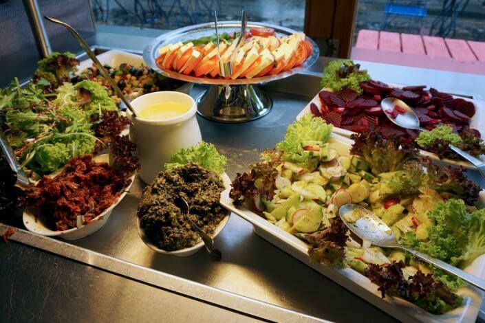 ecco Restaurant, Brunchen in Köln