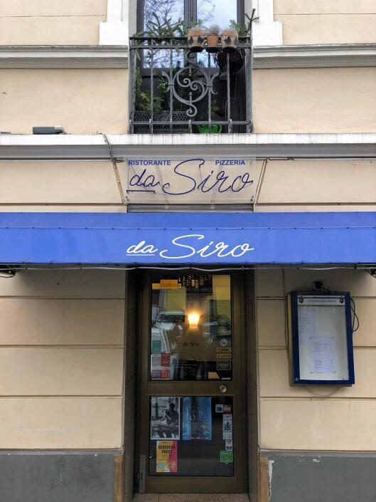 Restaurants für Gruppen - Zu Tisch mit Freunden: Da Siro