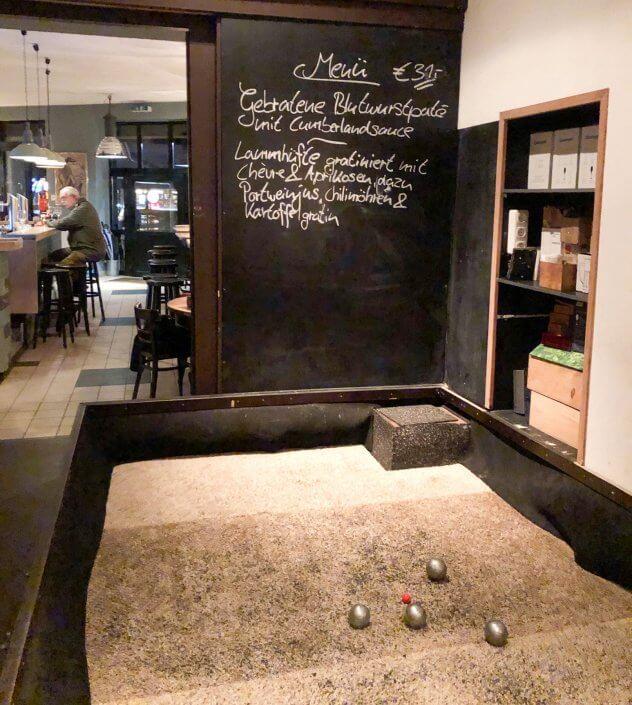 Restaurants für Gruppen - Zu Tisch mit Freunden: Hardy Kugel