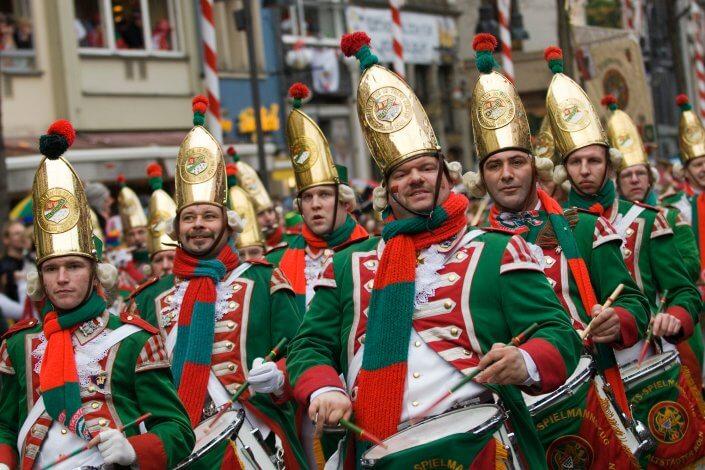Kölsche Sprache | Kölner Karneval Spielzug