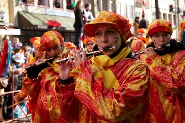 Kölsche Sprache | Kölner Karneval, ©Dieter Jacobi