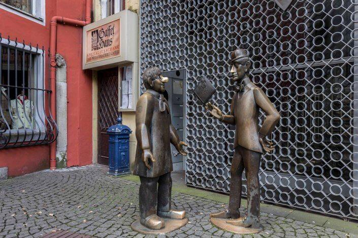 Kölsche Sprache | Tünnes und Schäl, ©Jens Korte