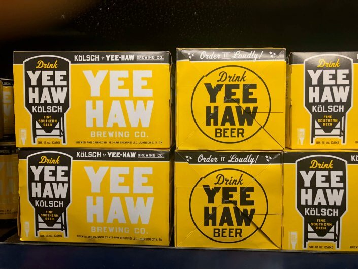 Yee Haw Kölsch | Pigeon Forge, Tennessee, USA