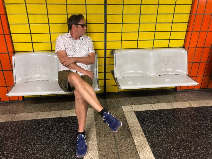 Die schönsten U-Bahn-Stationen in Köln | Hans-Böckler-Platz Ralf Johnen, ©Ralf Johnen