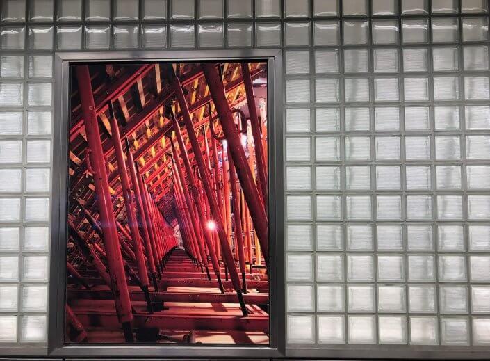 Die schönsten U-Bahn-Stationen in Köln | Heumarkt Kunst, ©Ralf Johnen