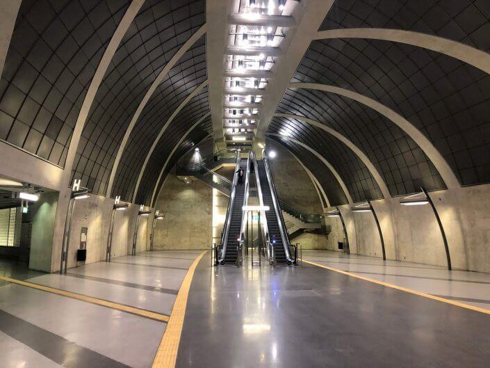Die schönsten U-Bahn-Stationen in Köln | Heumarkt, ©Ralf Johnen
